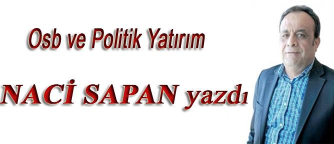 Osb ve Politik Yatırım