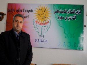 'Rêveberiya Rojava wê bibe bingeha demokratîkbûna Sûriyê'