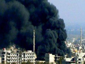 Suriye'deki çatışmalar Urfa ve Hatay'da paniğe neden oldu