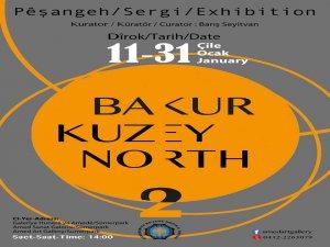 Diyarbakır'da 2. Bakur-Kuzey-North Sergisi