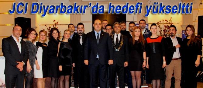 JCI Diyarbakır'da hedefi yükseltti