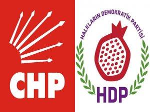 HDP- CHP buluşması