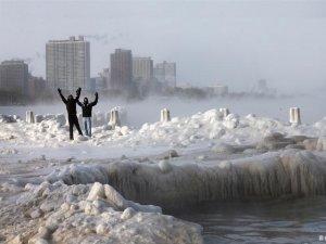 ABD buzul çağında!