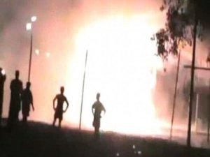 Hindistan'daki yangında ölü sayısı 110'a çıktı