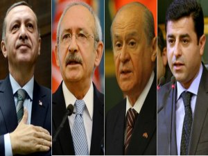 Son ankette AK Parti'nin oyu yüzde kaç çıktı?