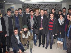 BDP'den gazetecilere akşam yemeği