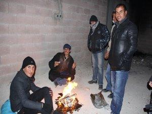 Savaş mağduru Suriyelilerin dramı