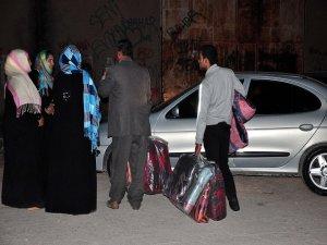 Suriyelilere battaniye yardımı