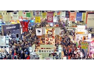 32. Uluslararası İstanbul Kitap Fuarı açıldı
