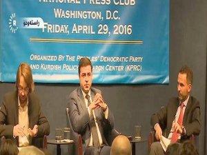 Demirtaş li Washingtonê peyam da: Em bo Bakurê Kurdistanê otonomiyê dixwazin