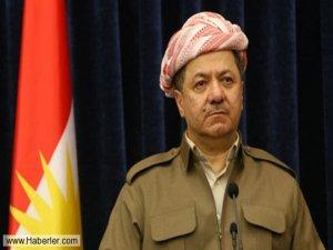 Barzani ; '' IŞID herkes  için tehdit'