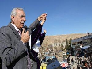 BDP Mardin'de seçim çalışması başlattı