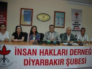 "Diyarbakır'da ""insan hakları"" konferansı"