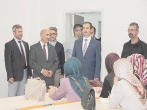 Şırnak'lı Üniversite öğrencilerine, telafi eğitimi