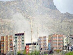 Şırnak'ta çatışma: 6 güvenlik görevlisi yaralı