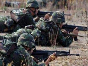 Tatvan'da çatışma: 2 asker yaralı