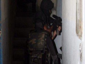 Gaziantep'te şafak vakti DAEŞ operasyonu