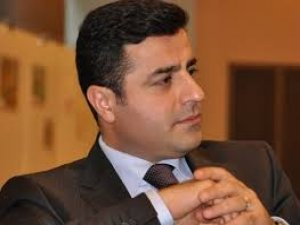 Demirtaş: Paralel devletlere alternatif HDP-BDP