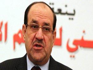 Irak Başbakanı Nuri El-Maliki'den tehdit