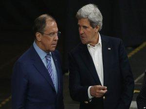 """Suriye'de """"bölgesel ateşkes"""" görüşmesi"""