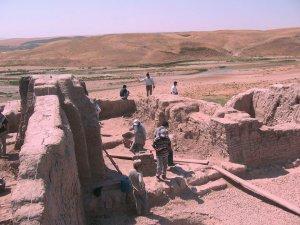 Diyarbakır'da 6 Bin Yıllık Taşlar Bulundu