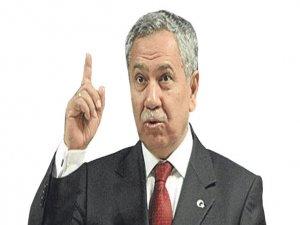 """Başbakan yardımcısı Arınç: """"Ne bilirdik bu kadar saf olacağımızı"""""""
