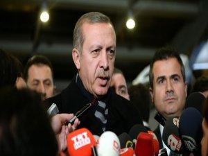Erdoğan bunu ilk kez söyledi