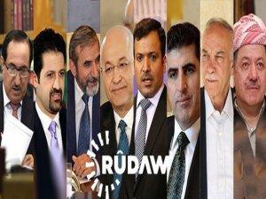 Serkirdeyên Kurdistanê: Em bi Rûdawê re ne