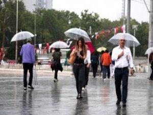 Meteoroloji'den Sevindiren Haber: Yağmur Geliyor