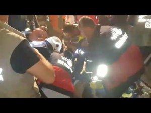 Van'da sıkışmalı trafik kazası; 1 ölü, 3 yaralı
