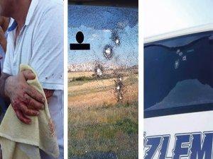 Ankara'da 3 ayrı yolcu otobüsüne silahlı saldırı; 7 yaralı