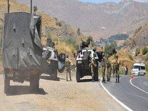 Bitlis'te 1 asker hayatını kaybetti, 2 asker yaralandı