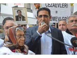 Baluken: Cezaevlerinde hasta tutsaklara karşı insanlık suçu işleniyor