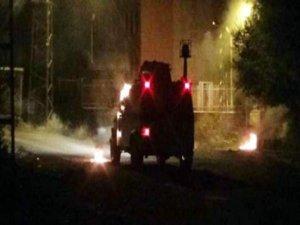 Van'da zırhlı polis aracına roketli saldırı