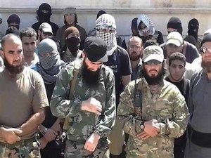 700 Fransız 'cihat' için Suriye'ye gitti