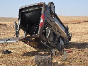 Mardin'de kaza: 2 ölü, 5 yaralı