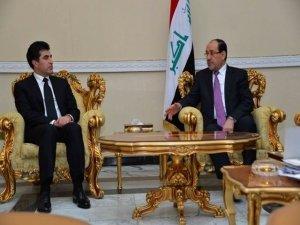Barzanî ve Maliki bugün bir araya geliyor