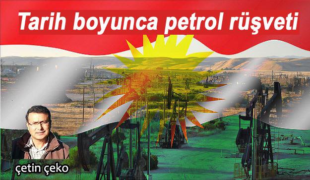 Tarih boyunca petrol rüşveti