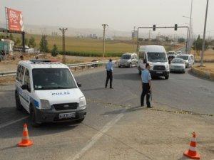 Polis noktasına 200 kilo bomba tuzaklandı