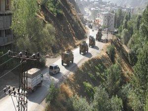 Şemdinli'de 3 gün süreyle sokağa çıkma yasağı