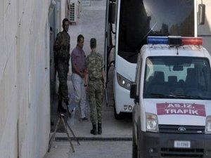 Dersim'de Tugay Komutanlığı görevini yürüten Tuğgeneral tutuklandı