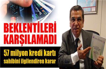 Aydın Ağaoğlu, 'Banka ve kredi kartı aidatları yasallaşıyor'