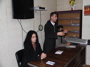 Bismil Belediyesi Muhtarlarla Buluştu