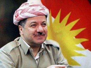 Barzani: Hakkımızdan vazgeçmeyeceğiz