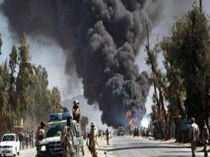 Afganistan'daki saldırıda en az 21 kişi öldü