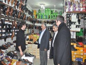 Siirt ve Diyarbakır'da seçim çalışmaları sürüyor