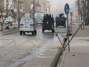 Savur'a bağlı 8 mahallede sokağa çıkma yasağı ilan edildi