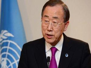Ban Ki Moon: İsrail'in hukuki dayanağı yok
