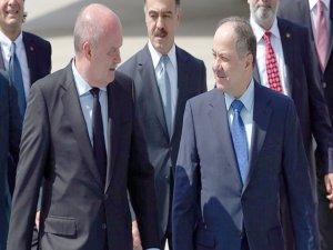 Kürt sorunun çözümü için Barzani devrede
