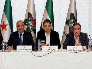 Suriye muhaliflerinin Cenevre-2'ye katılma kararı